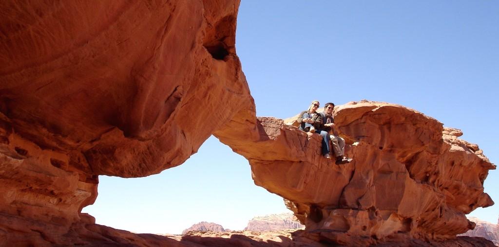 Giordania Wadi Rum 11