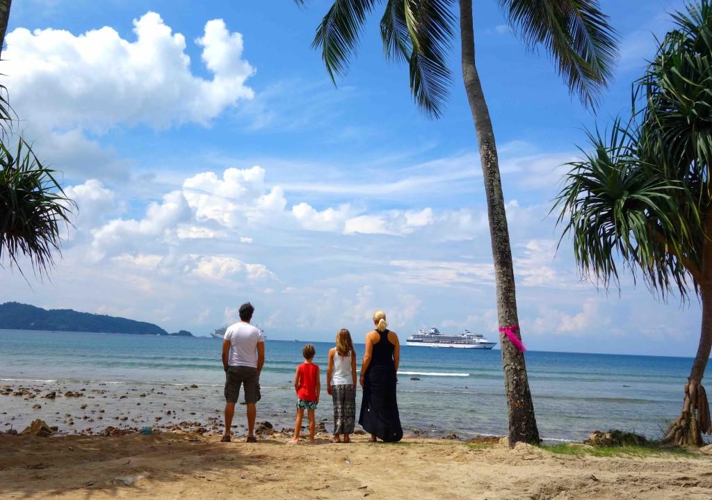 Ale, Viky, Mamma e Papo in Thailandia 7