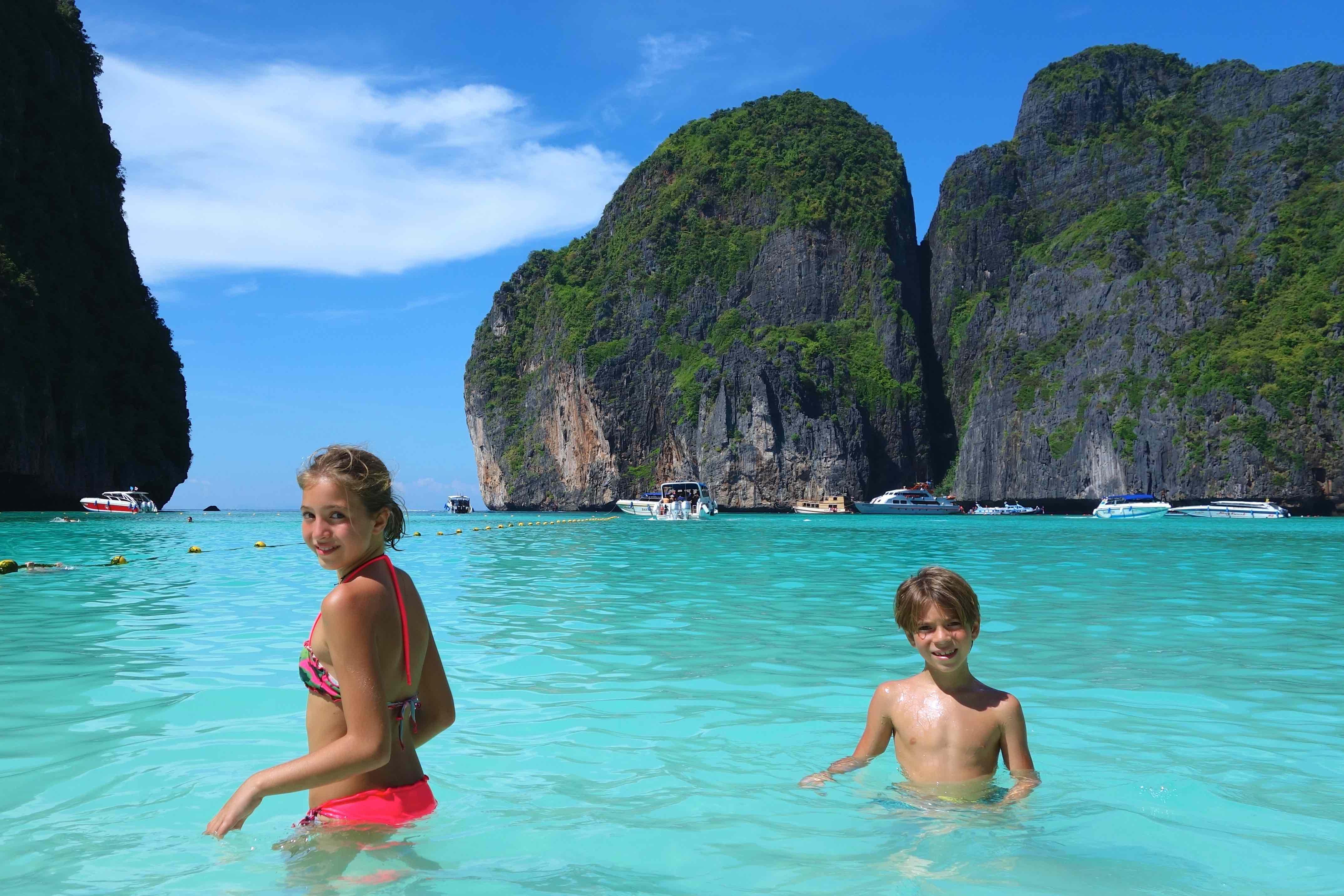 Ale e Viky in Thailandia 28