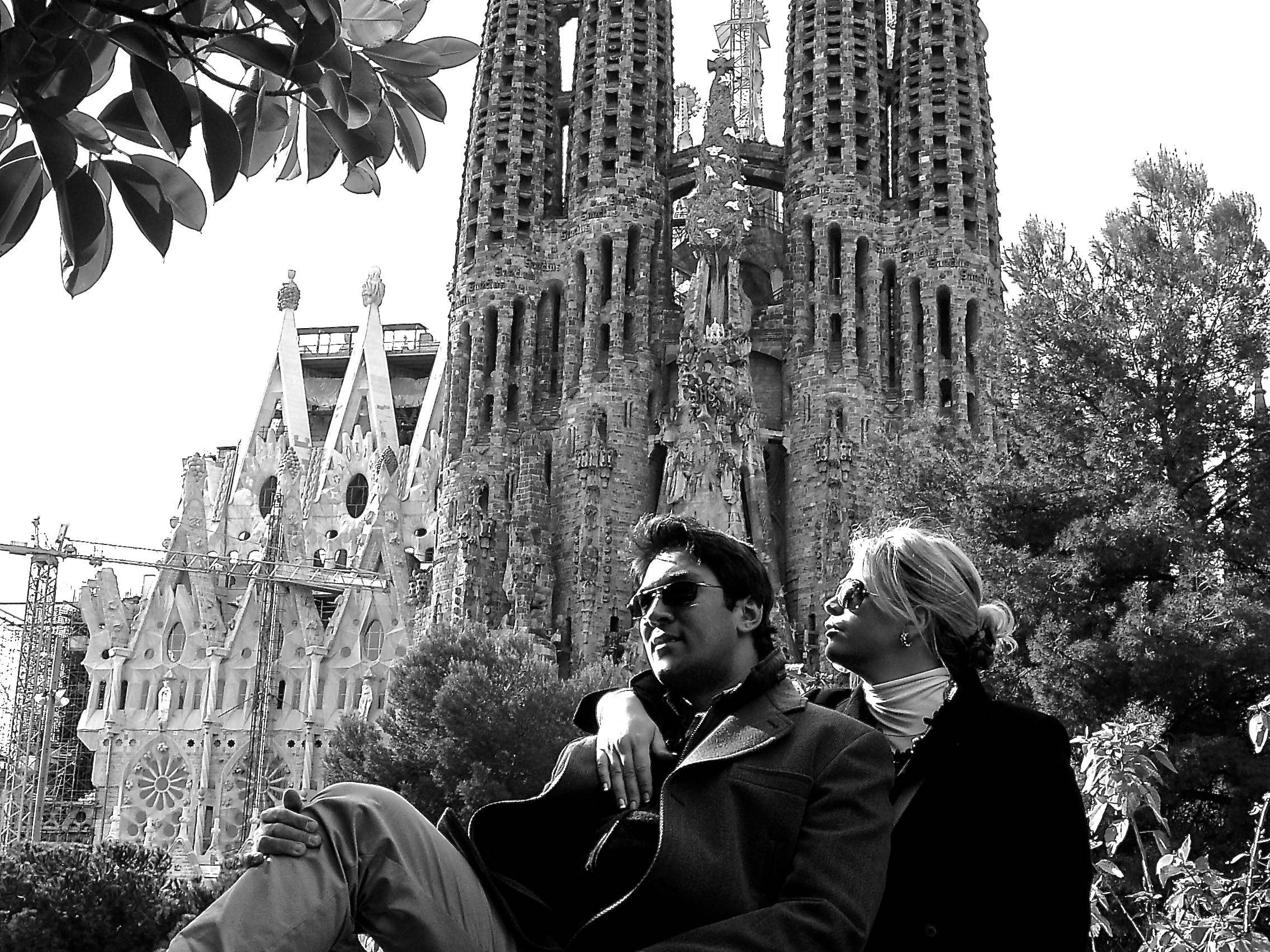Barcellona - la Sagrada Famiglia 14