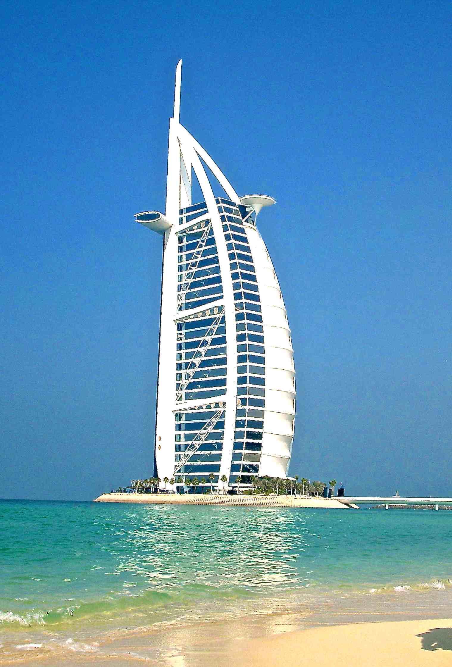 Burj Al Arab - mod.