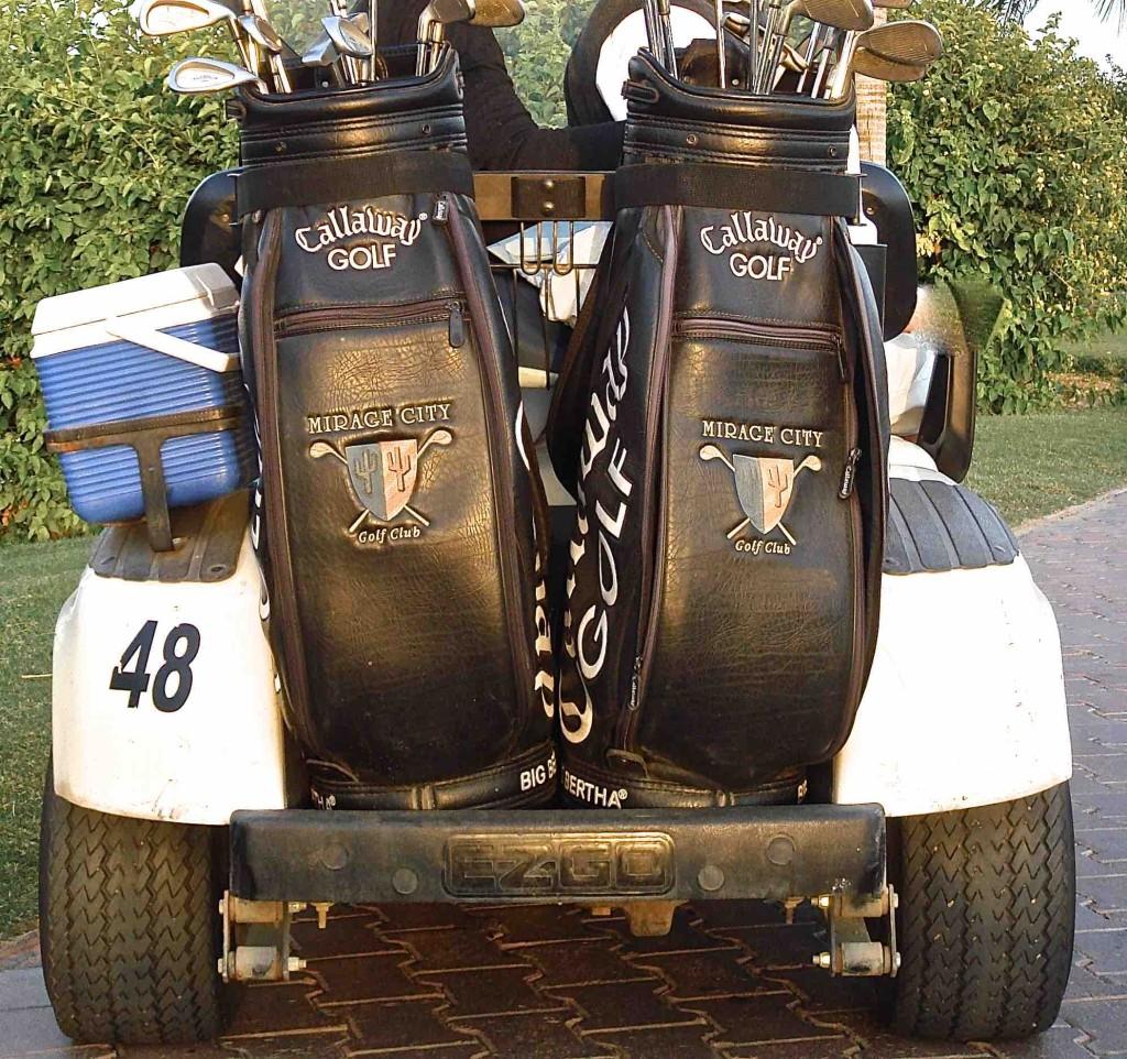 Cairo - JW Marriott golf