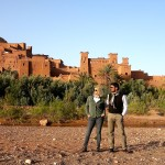 Viaggio in Marocco on the road