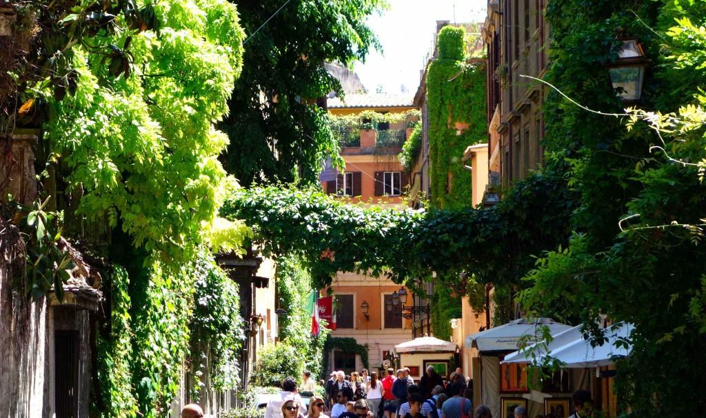 Viaggio a roma alla scoperta di itinerari e particolarit for Hotel via del babuino