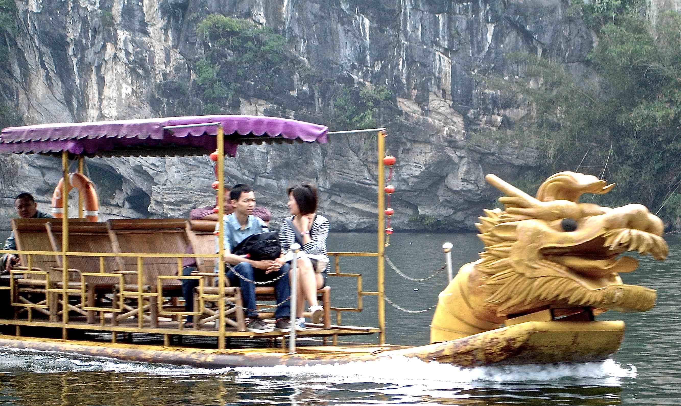 Come muoversi in Cina