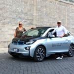 Alla scoperta della BMW i3: elettrizzante!