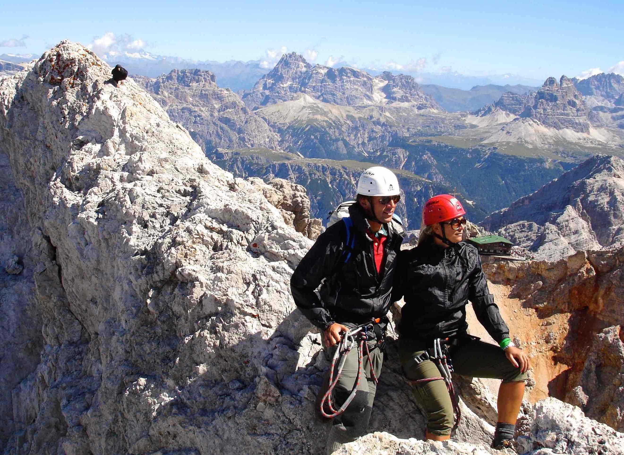 Ferrata - Cortina estate 2012 30
