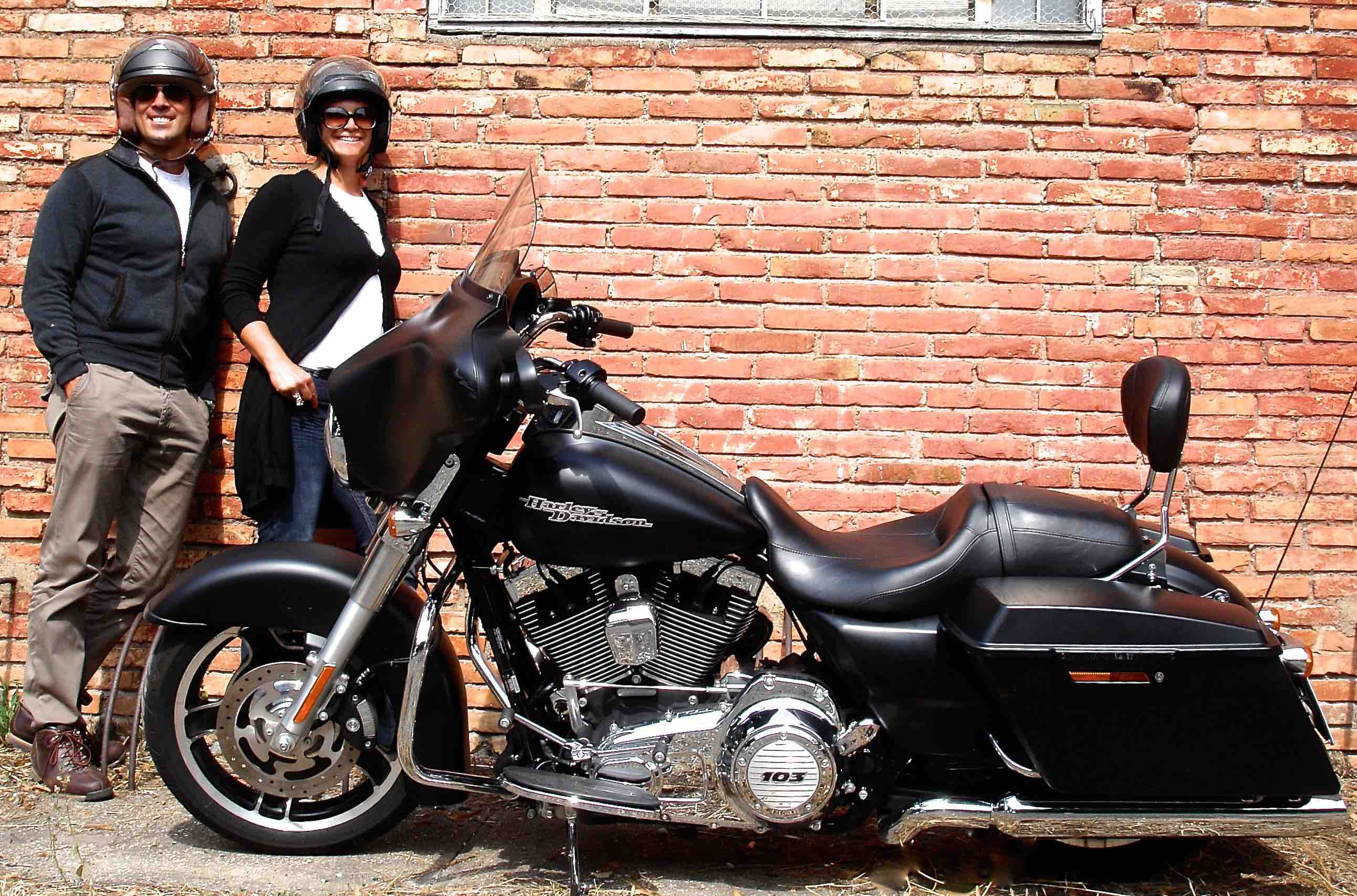 Harley Davidson 56