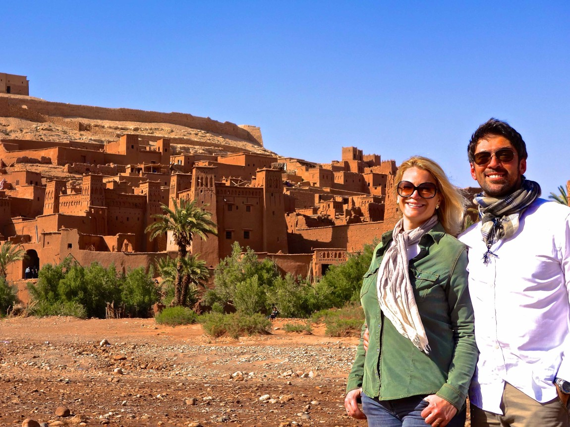 Marocco per Home page