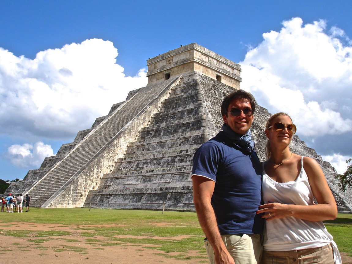 Mexico - Chichen Itza 4