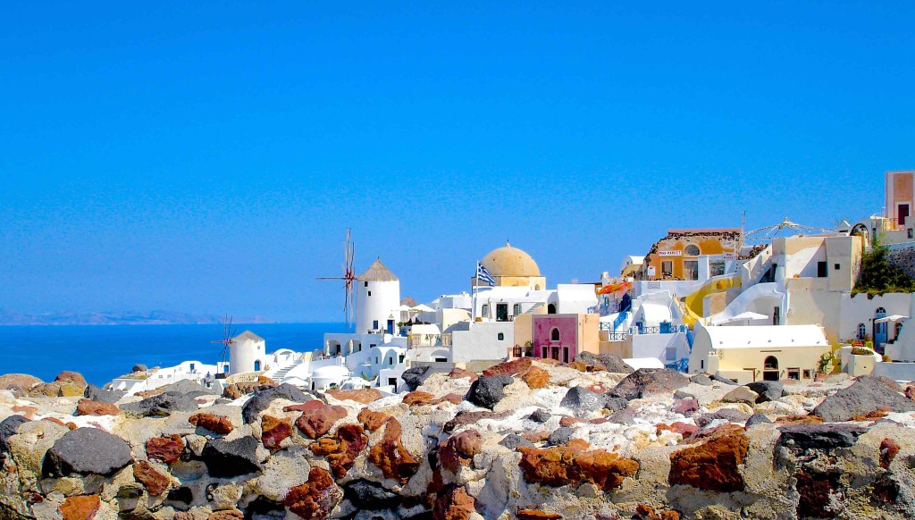 Grecia Santorini