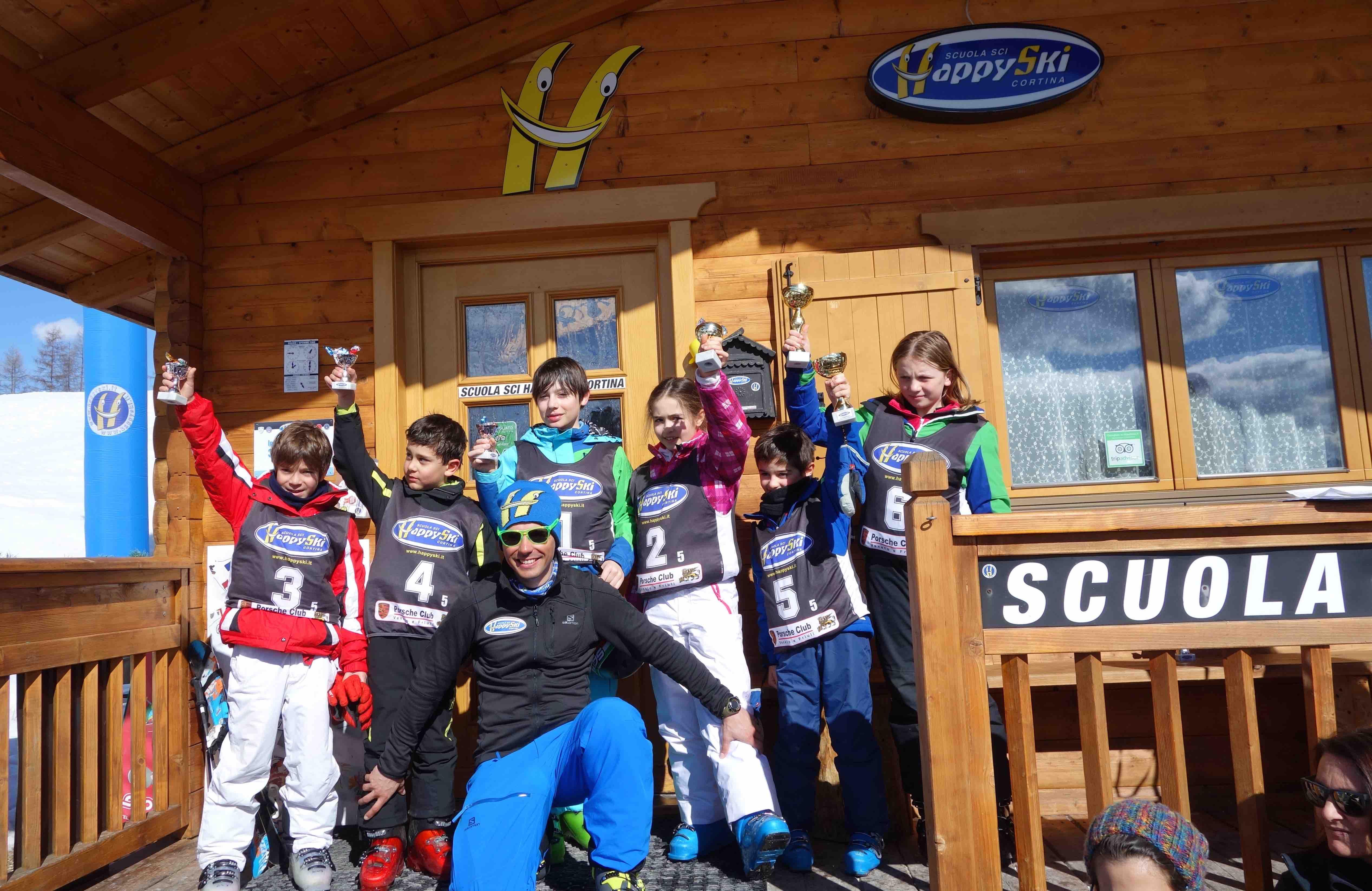 Happy Ski Premiazione