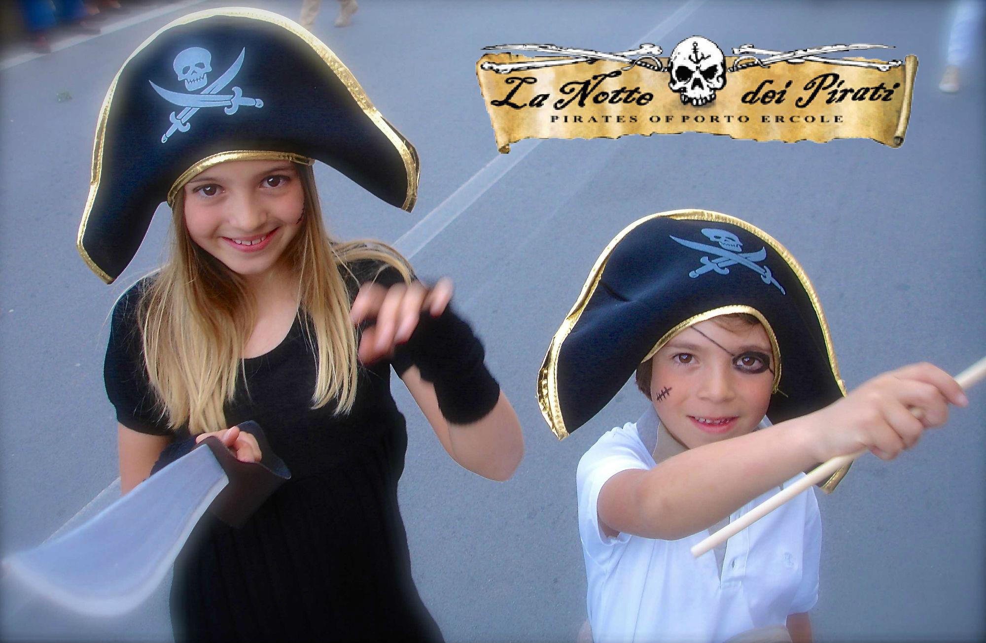 Ale e Viky - Festa del Pirati a Porto Ercole 2013 3