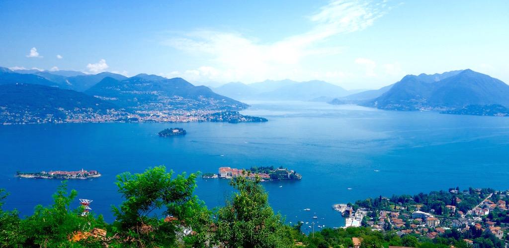 Il nostro viaggio sul lago maggiore for Casetta sul lago catskills ny