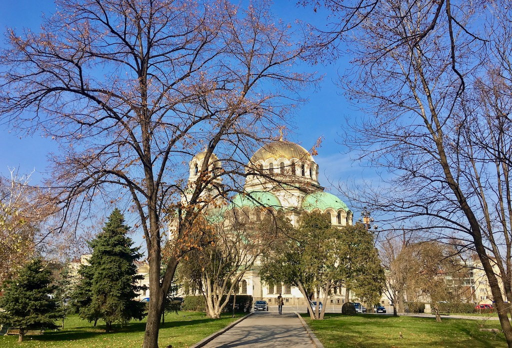 weekend a sofia