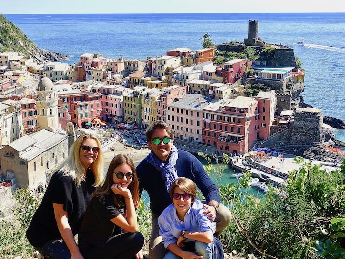 Genova e 5 Terre