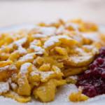Un piatto tipico austriaco: il Kaiserschmarrn