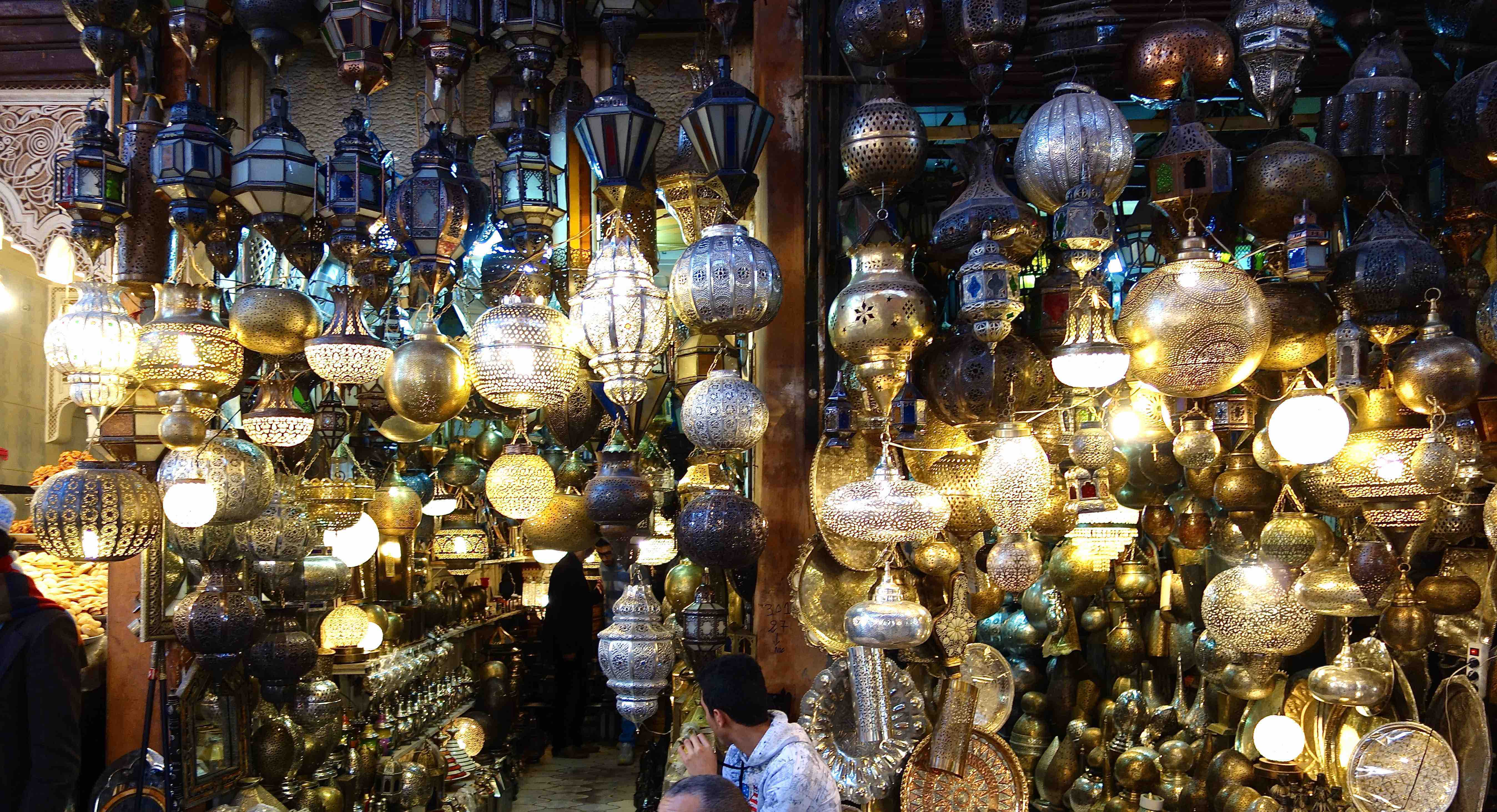 città imperiali del marocco
