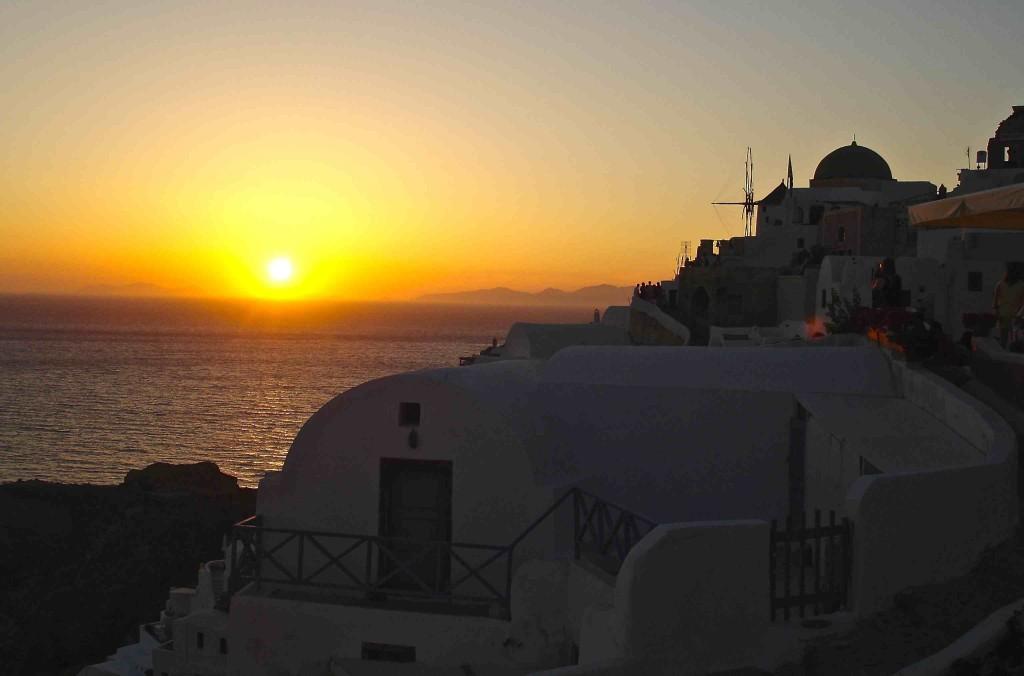 tramonti spettacolari
