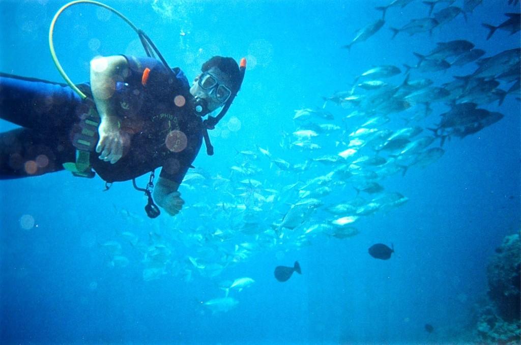 Diving Maldive 12.2005 4