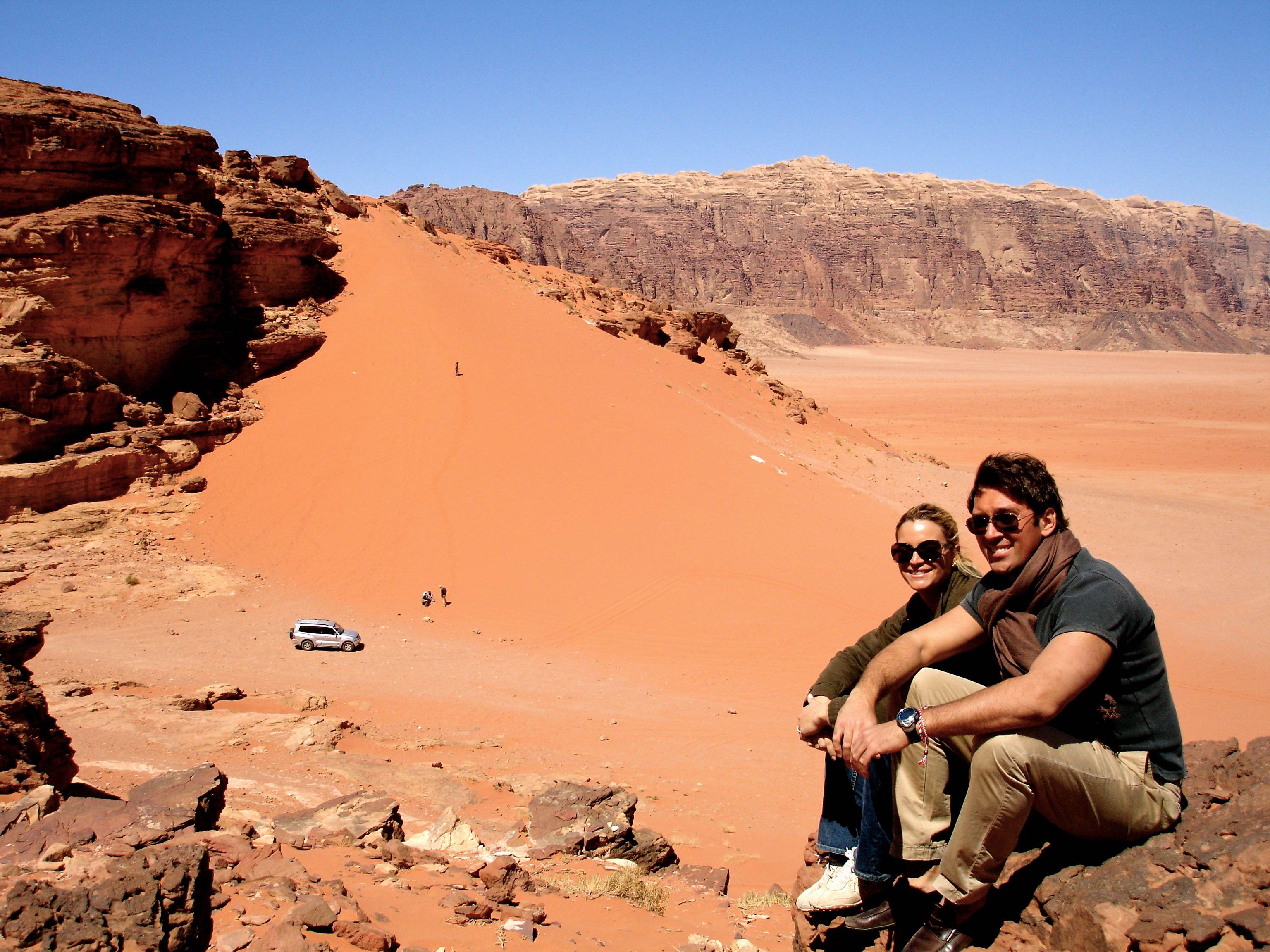 Giordania Wadi Rum 1