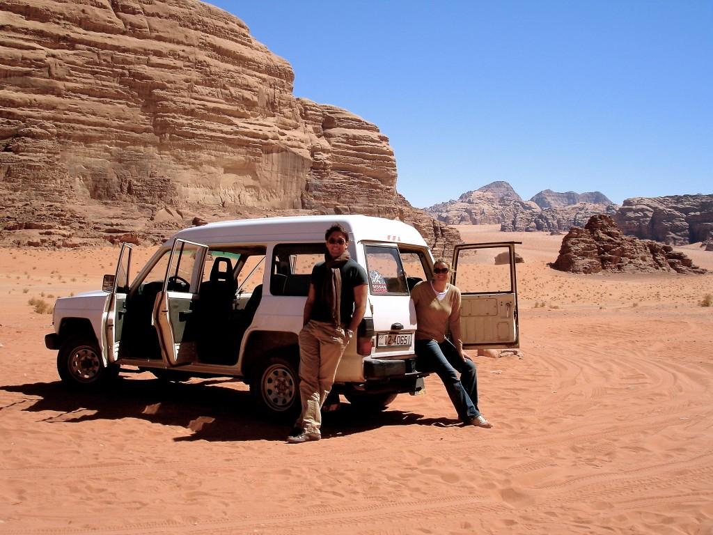 Giordania Wadi Rum 15