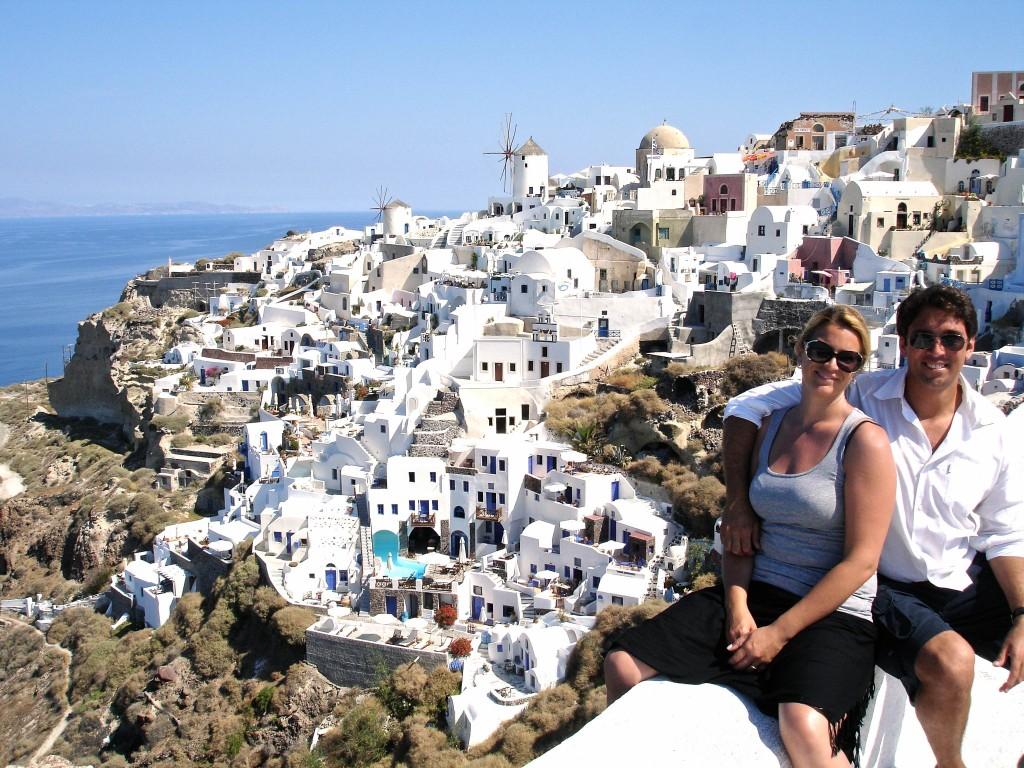 Grecia - Santorini Oia 38