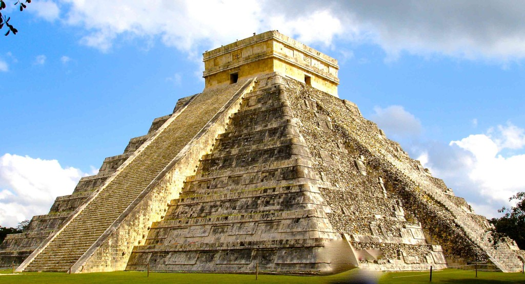 Mexico - Chichen Itza 1