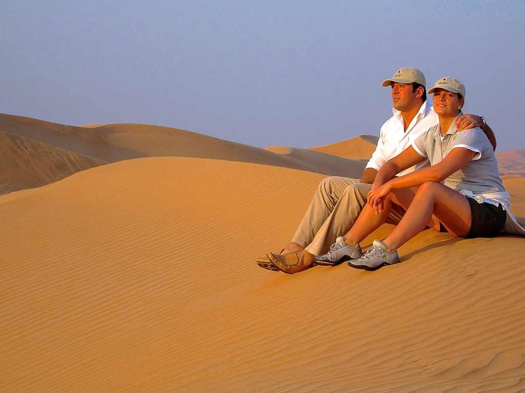 UEA desert Dubai - mod.