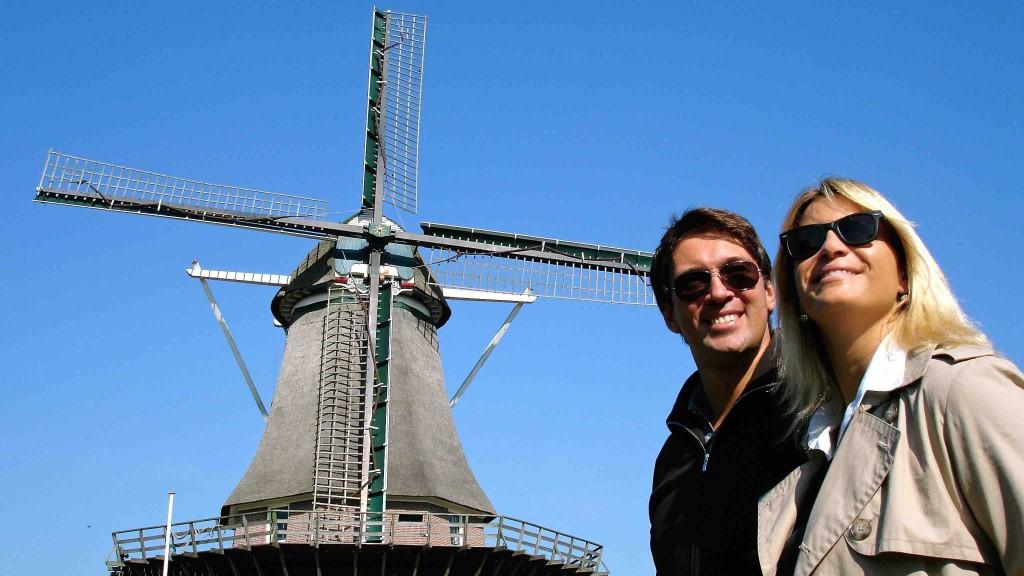 Amsterdam Mulen Van Sloten 1