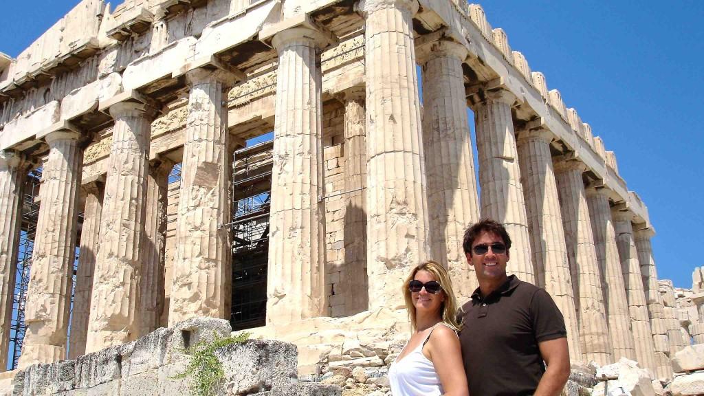 Grecia - Atene il Partenone 5