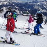 Happy Alex … Happy Ski … Sciare a Cortina con bambini