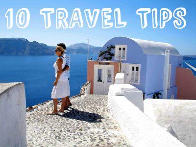 10 regole per un viaggio perfetto