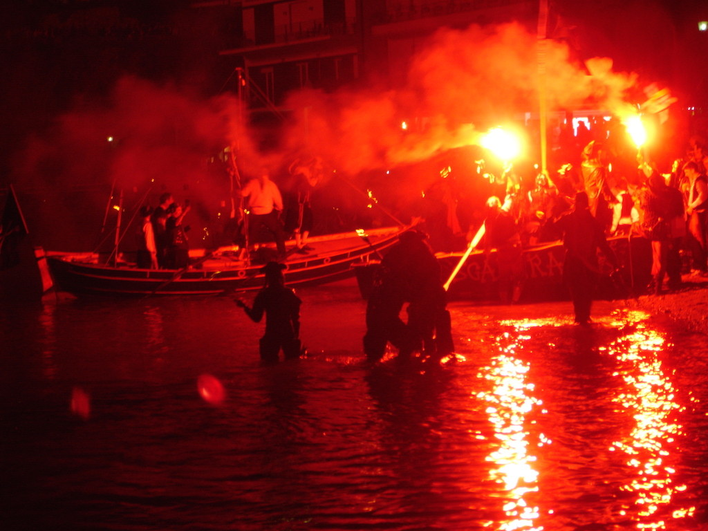 notte dei pirati 2015