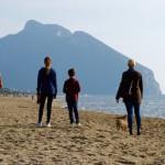 Weekend nel Basso Lazio – Adoriamo il mare d'inverno!