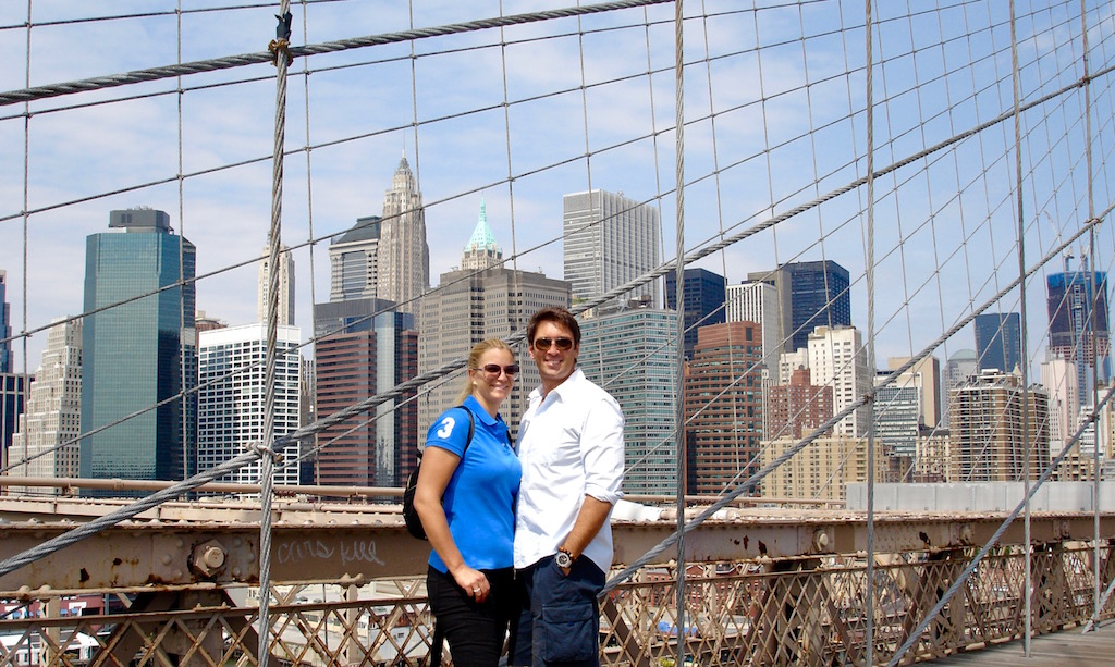 racconto di viaggio a New York