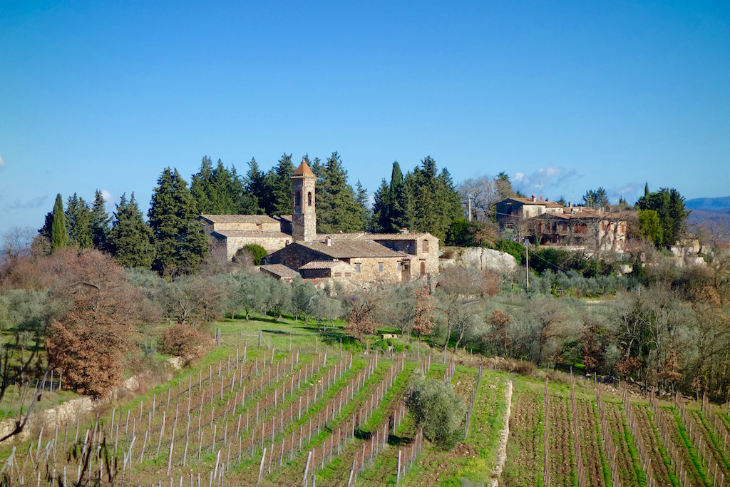 weekend romantico nel chianti
