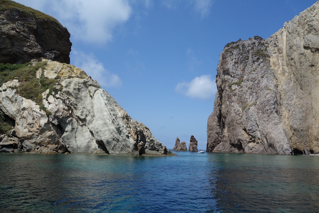 weekend a ponza e palmarola