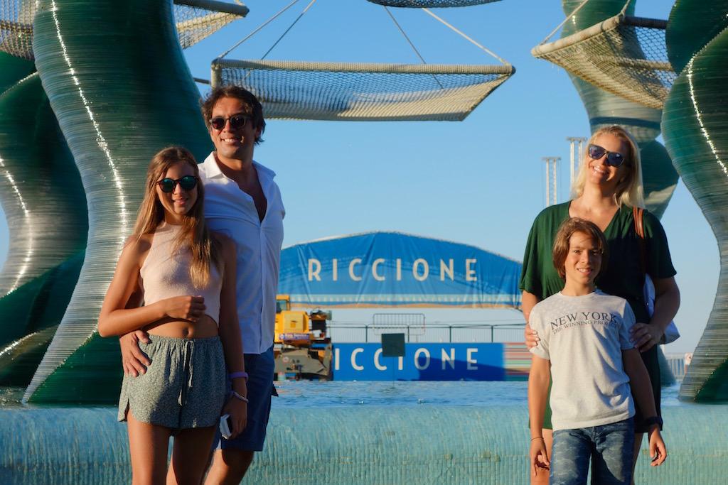 vacanza sulla riviera romagnola