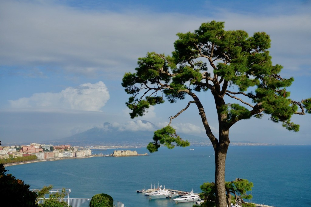 collina di posillipo