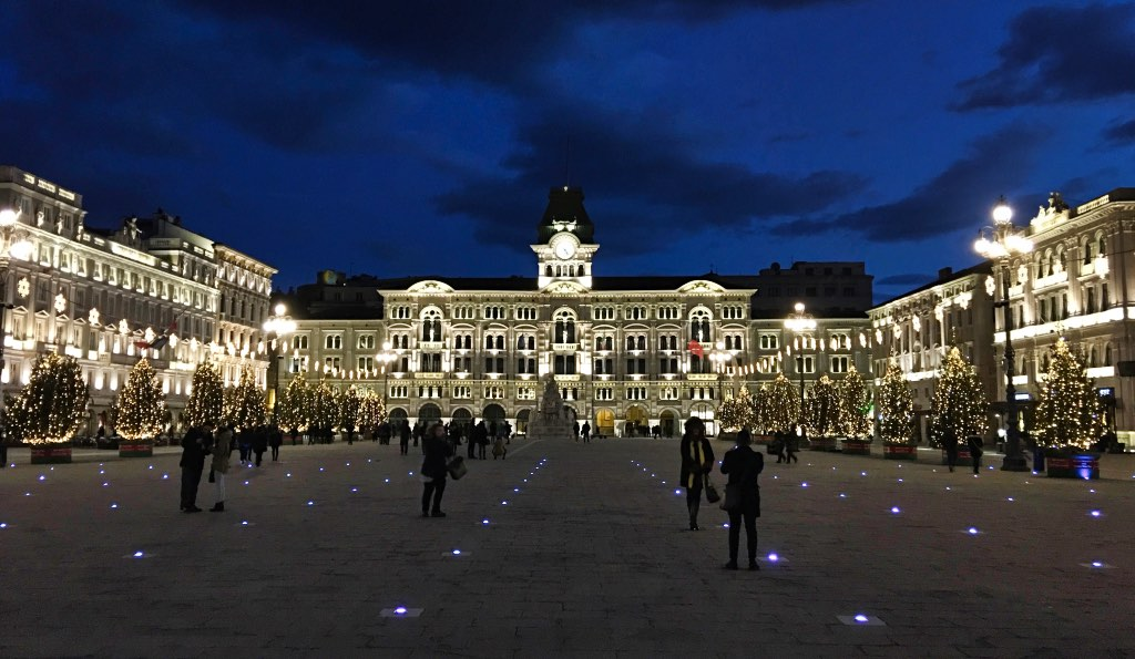 weekend a trieste