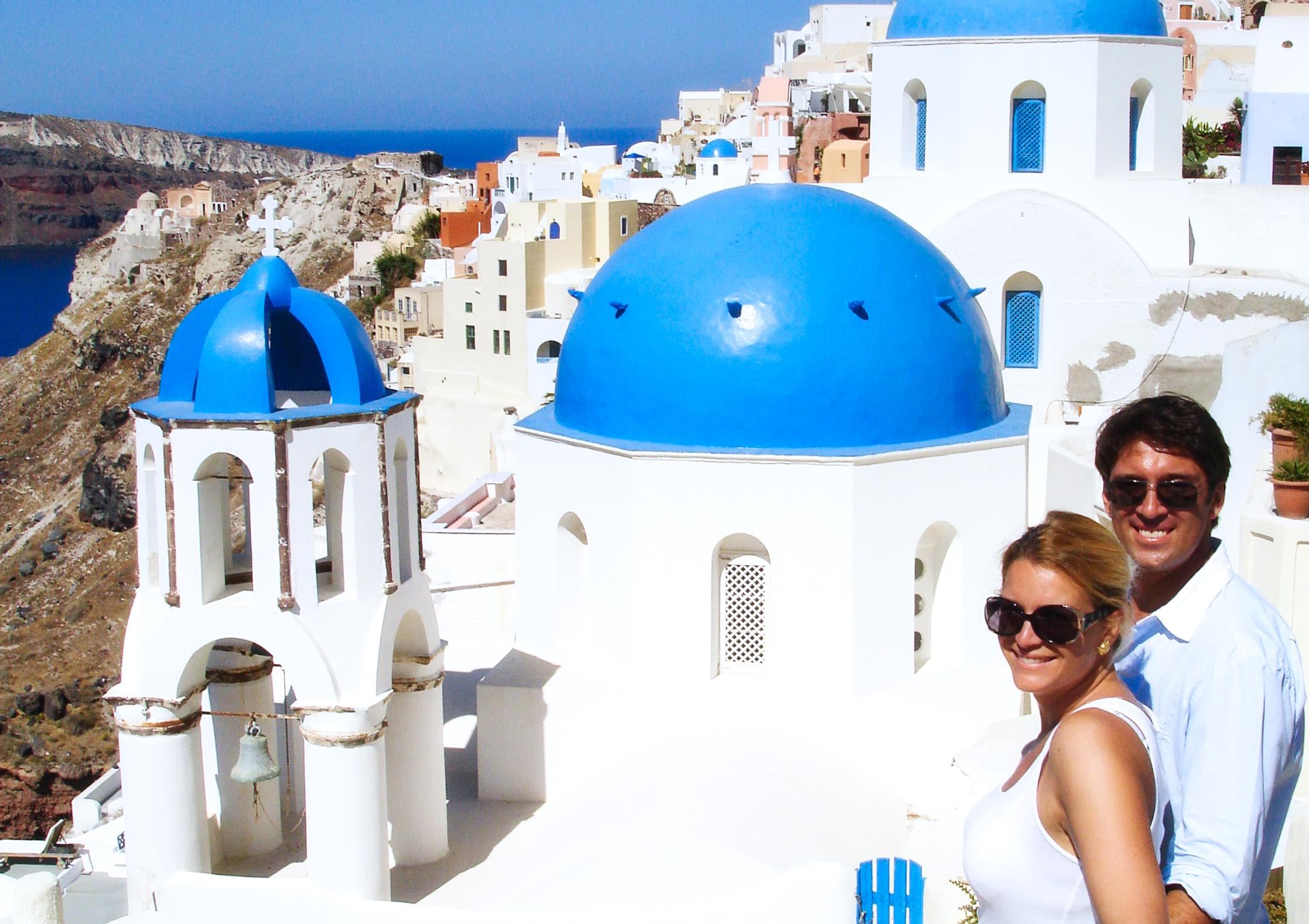 Grecia - Santorini Oia 21