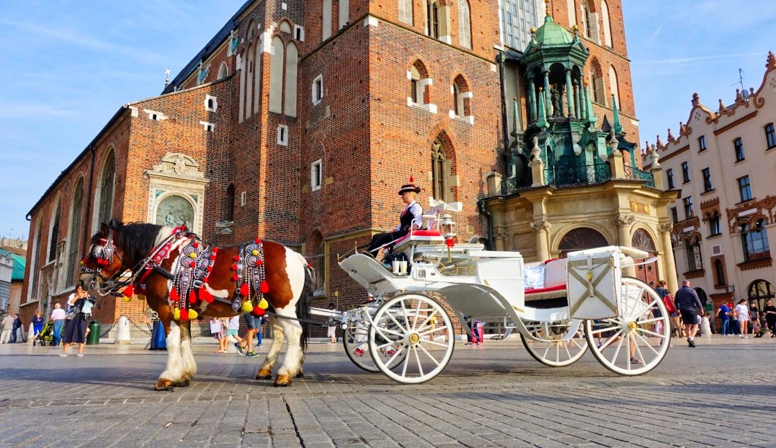 weekend a Cracovia