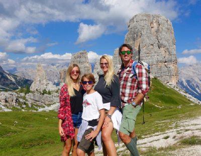 vacanza estiva a Cortina
